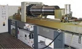 Система МПД для контроля валов с переходными диаметрами